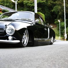 Karmann ghia - Looks like a 1958
