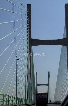 Severn Bridge Structure