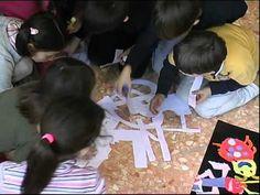 I colori del teatro! Il laboratorio teatrale per bambini con Gek Tessaro...