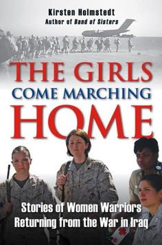 'The Girls Come Marching Home' by the author of 'Band of Sisters'