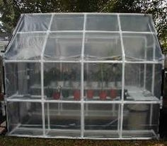 Greenhouse Plans - Victorian, Wood Frame, PVC, Free Standing and more