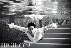 Kim Hyun Joong Editor's CUT > 패션 CUT > 스물여덟 여름 '김현중' - 하이컷 107호