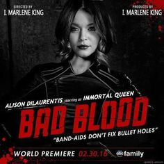 Pretty Little Liars Bad Blood Taylor Swift Alison