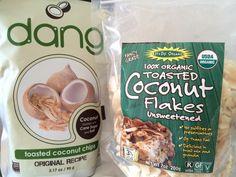 Мои покупки и отзывы на iHerb.com: Кокосовое наслаждение Toasted Coconut, Coconut Water, Original Recipe, Granola, Preserves, Chips, Organic, Recipes, Food