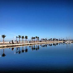 Paseo Marítimo de Dénia en Denia, Valencia