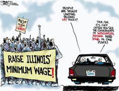 Illinois minimum wage