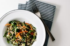 Vietnamese Quinoa Salad by Stephanie Le   west elm