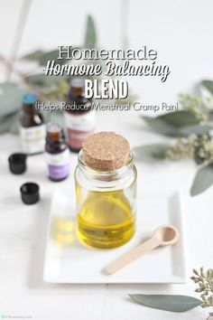 Since starting this blend, I have had no cramps. Well, I should say, I was using it in an oil and rubbing it on my stomach, and I started having a few cramps (nothing close to the pain experience before), so then I added the blend to my diffuser, and they disappeared. #ablossominglfie #hoemmade #Hormonebalancingblend