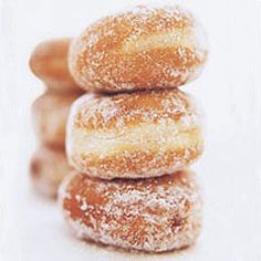 In honor of National Jelly Doughnut Day....(don't these look tempting!?)