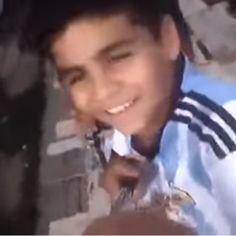 Niños se caen del techo y su video se hace viral