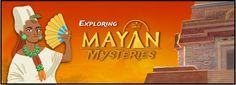 Exploring Mayan Mysteries: Maya Map, Ancient Artifacts, Maya or Myth? & Temple in Tikal: Ancient Architecture.