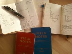 Field notes for the home. I want to start recording seasonal happenings around our home, including weather, garden information, home repair and project planning.