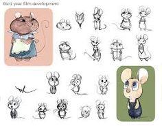 animation character development portfolio에 대한 이미지 검색결과