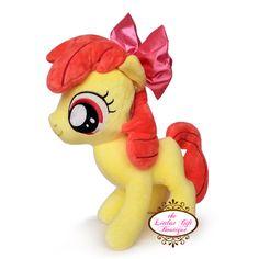 "MLP My Little Pony Plush Apple Bloom 10"""