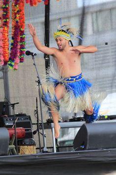 Wellington Anniversary Day-Pasifika Festival Evan Fuimaono