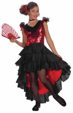 5199c73c9 7 Best spanish night images | Costume, Fancy dress costume, Spanish ...
