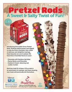 Fundraiser - Chocolate Covered Pretzels   ezfundraisers4u.com