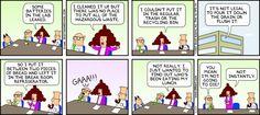 My favorite Dilbert comic