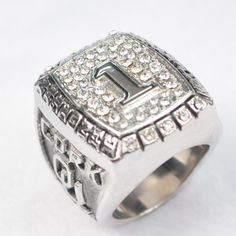 Now available in our store  2000 NCAA Univers... Check it out here! http://championshipringsandmore.com/products/2000-ncaa-university-of-oklahoma-sooners-replica-championship-ring-men-college-football-jewelry?utm_campaign=social_autopilot&utm_source=pin&utm_medium=pin