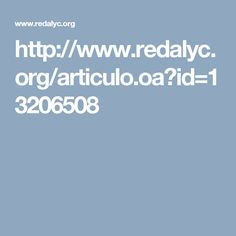 http://www.redalyc.org/articulo.oa?id=13206508