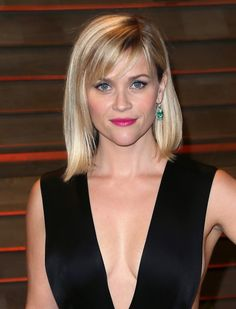 Actress Reese Witherspoon attends the 2014 Vanity Fair Oscar Party hosted by Graydon Carter on March 2, 2014 in West Hollywood.