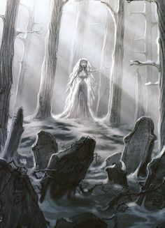 Concept Art - Corpse Bride