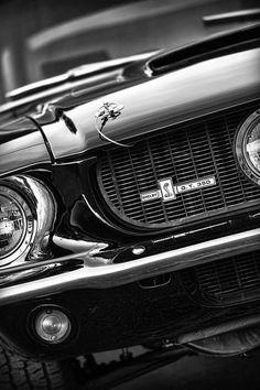 1967 Mustang Shelby GT350 - by Gordon Dean II