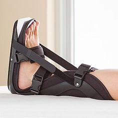Plantar Fasciitis Night Splint :: Foot Health :: Heel Pain / Plantar Fasciitis :: Night Splints :: FootSmart