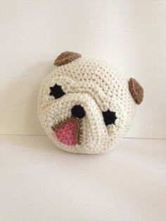 Crochet de Bulldog anglais