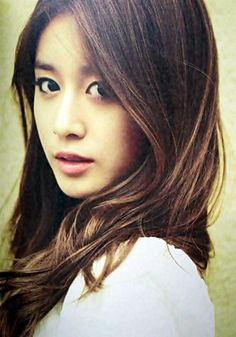 Beauty Park Jiyeon T-ARA Scan Picture | Park Jiyeon