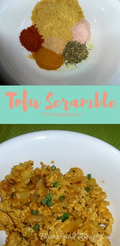 This is going to be your favorite tofu Scramble recipe. If you are vegan, vegetarian or plant based, you will get in love with it!