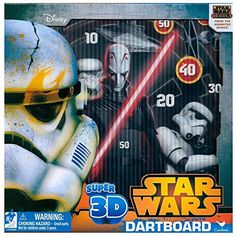 Disney Star Wars Rebels Super 3D Dartboard With Magnetic Darts Included -- You can find & Toy Story Classic Hideaway Pop-Up Tent by Playhut. $25.00. Twist N ...