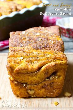 nice Pumpkin Bread Recipe