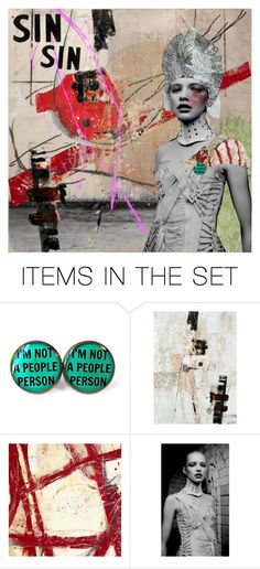 """""""Drain The Soul From My Eyes"""" by livnd ❤ liked on Polyvore featuring art, Collage and artset"""