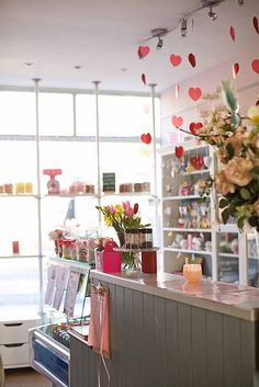 Bake-a-Boo | London, valentine's day theming