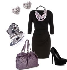 """plum"" by mamamary85 on Polyvore"