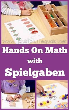 Playful Learning with Spielgaben is our monthly post sharing Spielgaben in action! If you missed the introduction to this series, <em class=short_underline> you can see it here </em>. We were given the <em class=short_underline> Spielgaben </em> set to review and are honored to have them as a blog sponsor. Lessons We Enjoyed Spielgaben is a wonderful addition to our <em class=short_underline> 1st grade </em> math curriculum. For now, I am choosing lessons based on her ...