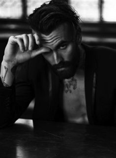 Ricki Hall, model, 26 years old, AKA The Unlovable Heartbreaker from Wolverhampton currently residing in Brixton, London. Name and facts, but who is Ricki Hall, and why has he become a model phenomenon in record time?