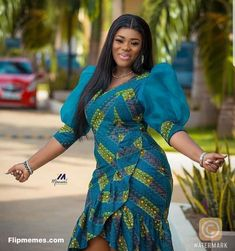 African Lace Styles, Latest African Fashion Dresses, African Print Dresses, African Dresses For Women, African Print Fashion, African Attire, African Women, Ankara Gown Styles, Ankara Gowns