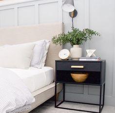 Bedroom, bedroom design, bedroom decor, IKEA hack, Making Pretty Spaces Guest Bedroom Office, Guest Bedrooms, Home Bedroom, Diy Bedroom Decor, Home Decor, Ikea Bedroom Design, Ikea Hack Bedroom, Bedroom Ideas, Ikea Design