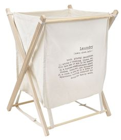 Pyykkikori on kätevä apu pyykinpesussa