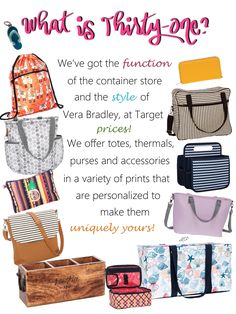 What is Thirty One What is Thirty-One? Find out by shopping my link~You can find Thirty one bags and more on our website.What is Thirty One What is Thirty-One? Find o. Thirty One Logo, Thirty One Baby, Thirty One Hostess, Thirty One Games, Thirty One Business, 31 Bags Outlet Sale, Outlet Sale Thirty One, Thirty One Organization, Bag Organization