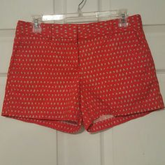 Price drop. NWOT Gorgeous funky shorts. NWOT Gorgeous funky shorts. Great for the summer days that are right around the corner. Ann Taylor Shorts