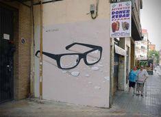 Escif, nuevo mural en España