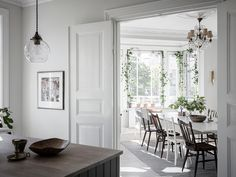 Inspirational ideas about Interior Interior Design and Home Decorating Style for Living Room Bedroom Kitchen and the entire home. Curated selection of home decor products. Decor, Dining Table, Interior Design, Home, Scandinavian Home, Interior, Dining Room Decor, Furniture, Living Room Bedroom