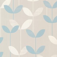 """Found it at AllModern - Elements Ernst Linear Leaf 33' x 20.5"""" Floral 3D Embossed Wallpaper"""
