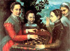 Women Painting Women: Anguissola and Fontana