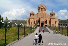 St. Gregory the Illuminator Church, Yerevan, Armenia