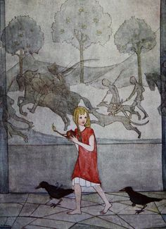 ANDERSEN FAIRY TALES 1ST 1921 CRAMER ART NOUVEAU