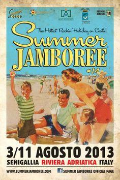Summer Jamboree - Italia - August 3 / 11, 2013